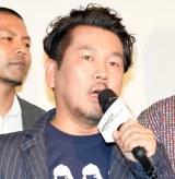 Amazonプライム・ビデオの新作バラエティー・シリーズ『HITOSHI MATSUMOTO Presents ドキュメンタル』の完成披露イベントに出席した藤本敏史 (C)ORICON NewS inc.