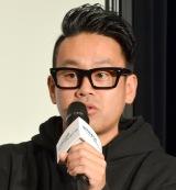 Amazonプライム・ビデオの新作バラエティー・シリーズ『HITOSHI MATSUMOTO Presents ドキュメンタル』の完成披露イベントに出席した宮川大輔 (C)ORICON NewS inc.