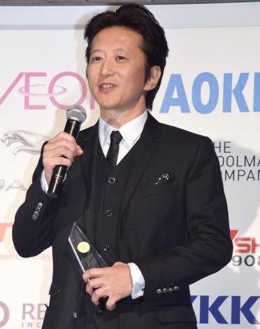 『第45回 ベストドレッサー賞』を受賞した荒木飛呂彦氏 (C)ORICON NewS inc.
