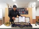 現役生活に区切りをつける大会を発表した大仁田厚