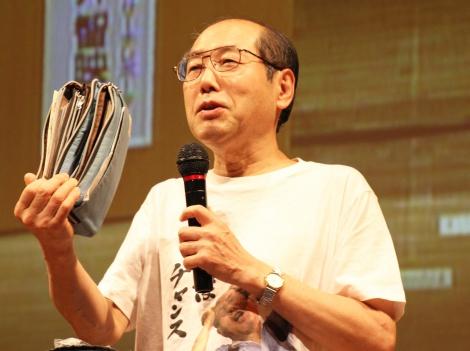 岡三オンライン証券主催『お客さま感謝イベント2016』に登壇した桐谷氏