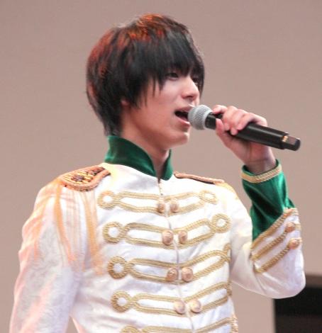 MAG!C☆PRINCE・阿部周平=ファーストアルバム『111(トリプルワン)』発売記念イベント (C)ORICON NewS inc.