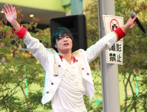 MAG!C☆PRINCE・平野泰新=ファーストアルバム『111(トリプルワン)』発売記念イベント (C)ORICON NewS inc.