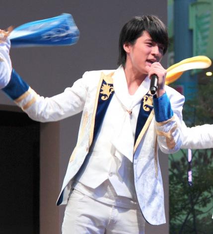 MAG!C☆PRINCE・永田薫=ファーストアルバム『111(トリプルワン)』発売記念イベント (C)ORICON NewS inc.