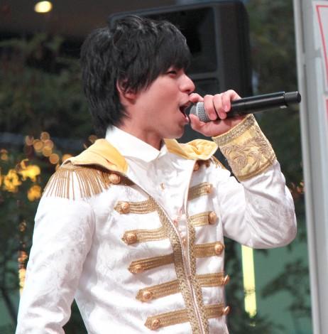MAG!C☆PRINCE・大城光=ファーストアルバム『111(トリプルワン)』発売記念イベント (C)ORICON NewS inc.