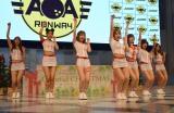 日本2ndアルバム『RUNWAY』の発売記念イベントを行ったAOA (C)ORICON NewS inc.