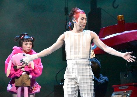 ミュージカル『わたしは真悟』公開ゲネプロに参加した(左から)大原櫻子、成河 (C)ORICON NewS inc.
