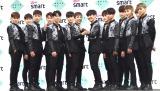 韓国のアイドル、少年24=『Mnet Smartリニューアル 少年24 初来日記念発表会』 (C)ORICON NewS inc.