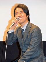 月9ドラマ『カインとアベル』第8話先行試写会&トークイベントに登壇した桐谷健太 (C)ORICON NewS inc.
