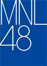 フィリピン・マニラを拠点に活動する「MNL48」ロゴ