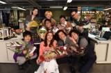 石原さとみが主演するドラマ『地味にスゴイ!校閲ガール・河野悦子』が、このほどクランクアップ (C)日本テレビ