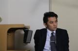 1月7日スタートのテレビ東京系ドラマ『銀と金』。レギュラーキャストに村上淳、船田正志役(C)テレビ東京