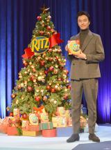 クリスマススペシャルイベント『リアル・リッツ・パーティー』に出席した長谷川博己 (C)ORICON NewS inc.
