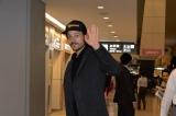 映画『ローグ・ワン/スター・ウォーズ・ストーリー』(12月16日公開)のプロモーションのため来日したディエゴ・ルナ