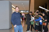 映画『ローグ・ワン/スター・ウォーズ・ストーリー』(12月16日公開)のプロモーションのため来日したギャレス・エドワーズ監督