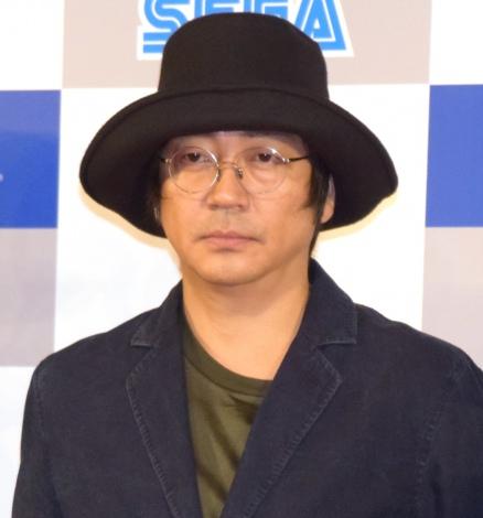 『龍が如く6 命の詩。』の完成披露イベントに出席した大森南朋 (C)ORICON NewS inc.