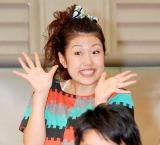 『キングオブコント2011』優勝賞金1000万円授与式に出席した横澤夏子 (C)ORICON DD inc.
