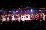 『AKB48劇場オープン11 周年特別記念公演』の模様 (C)AKS