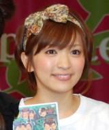 第1子出産を報告した田中涼子 (C)ORICON NewS inc.