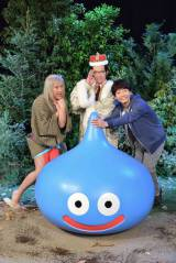 12月19日放送、NHK『LIFE!〜人生に捧げるコント〜年の瀬5分拡大スペシャル』にあの国民的人気ゲームのキャラクターが登場(C)NHK