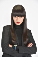 来年1月22日スタートの日本テレビ系連続ドラマ『視覚探偵 日暮旅人』(毎週日曜 後10:30)に出演するシシド・カフカ (C)日本テレビ