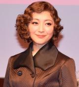 ミュージカル『アニー』2017年公演の記者会見に出席した綾乃かなみ (C)ORICON NewS inc.