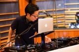 DJを担当したPUNPEE Photo by 岸田哲平