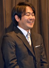 『A.I.love you』初日舞台あいさつに出席した宮木正悟監督 (C)ORICON NewS inc.