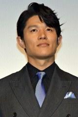 映画『海賊とよばれた男』公開初日舞台あいさつに登壇した鈴木亮平 (C)ORICON NewS inc.