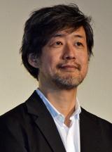 映画『海賊とよばれた男』公開初日舞台あいさつに登壇した山崎貴監督 (C)ORICON NewS inc.