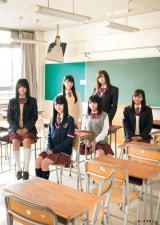 乃木坂46の3期生全員が『ヤングマガジン』グラビアに登場 (C)藤本和典/ヤングマガジン