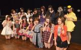 『Kawaiian TV SUPER LIVE 2016〜2周年もみ〜んな一緒だよっ スペシャル〜』前の囲み取材の模様 (C)ORICON NewS inc.