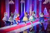 NHK BSプレミアム『あなたに贈る!クリスマスソング・セレクション』に出演するでんぱ組.inc (C)NHK