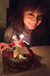 32歳の誕生日を迎えた平愛梨