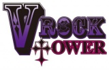 『V-ROCK TOWER』ロゴ