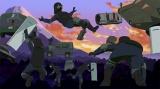 劇場版アニメ『ゴーちゃん。〜モコとちんじゅうの森の仲間たち〜』場面カット (C)2011 2015 tv asahi・SANRIO