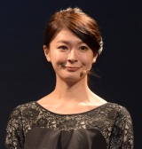 『ファーウェイ・ジャパン 新製品発表会』に出席した八田亜矢子 (C)ORICON NewS inc.