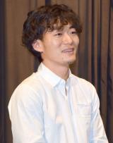 松居大悟監督=映画『アズミ・ハルコは行方不明』トークイベント