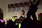 2ndアルバム『召し上がれのガトリング』発売記念イベントを行ったDISH//のTo-i(DJ)