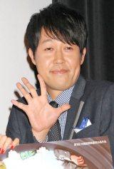 映画『FLY!〜平凡なキセキ〜』の舞台あいさつに登壇した小籔千豊 (C)ORICON DD inc.