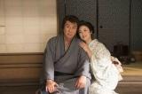 時代劇ドラマ『医師 問題無ノ介2』より(左から)杉良太郎、高岡早紀(C)BeeTV