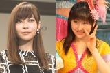 フジテレビ系音楽特番『2016FNS歌謡祭 第2夜』(後7:00)に出演したHKT48の指原莉乃、モーニング娘。'16の佐藤優樹 (C)ORICON NewS inc.
