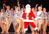 クリスマスショー『ブロードウェイ クリスマス・ワンダーランド』プレスコールの模様 (C)ORICON NewS inc.