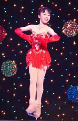 クリスマスショー『ブロードウェイ クリスマス・ワンダーランド』プレスコールに参加した本田望結 (C)ORICON NewS inc.