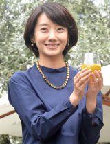 『NAMACHA URBAN PICNIC』オープニングイベントに登壇した波瑠 (C)ORICON NewS inc.