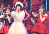 『第6回AKB48紅白対抗歌合戦』ラストは「ハイテンション」で締めくくり (C)ORICON NewS inc.