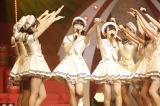 東京ドームシティホールで開催された『第6回AKB48紅白対抗歌合戦』の模様(C)AKS
