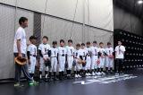 イベントでは小学5年生11名に野球教室を行った (C)ORICON NewS inc.