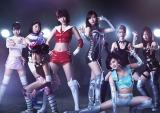 AKB48がドラマ『豆腐プロレス』で女子プロレスに挑戦(C)テレビ朝日
