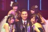 審査員のマー君も!=『第6回AKB48紅白対抗歌合戦』の模様 (C)ORICON NewS inc.